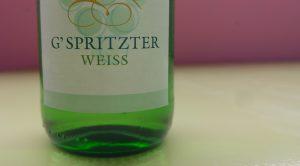 Weinschorle Heidiwitzka